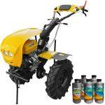 Pachet motocultor Profesional AgroPro Progarden HS 1100D